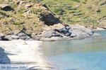 Strand bij Andros-stad (Chora) | Eiland Andros | De Griekse Gids foto 1