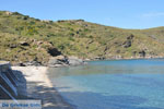 Strand bij Andros-stad (Chora) | Eiland Andros | De Griekse Gids foto 2 - Foto van De Griekse Gids