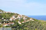 Bergdorpje tussen Ormos en Andros-stad | Eiland Andros | De Griekse Gids